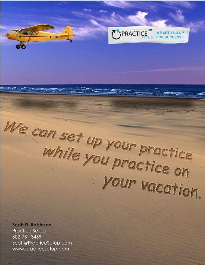 We Set Up Your Practice - Practice Setup LLC
